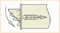 «ШЕРИФ-3В.У» картинка Принцип действия замка, открытие