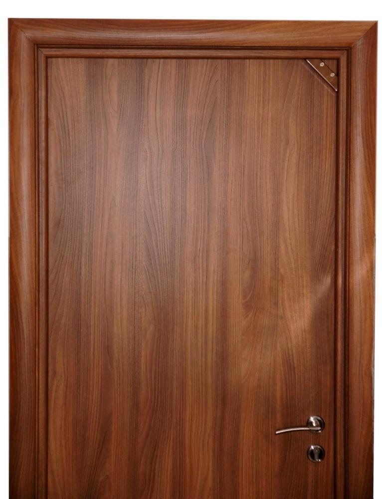 «ШЕРИФ-1 лайт» фото установлен на угол дверной коробки